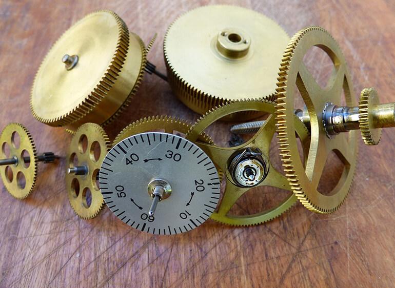 Reparació de rellotges de paret