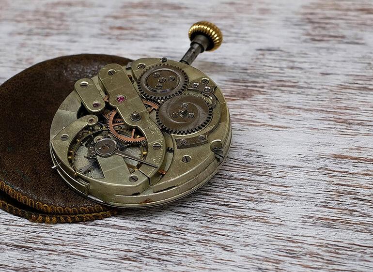 Reparació de rellotges de polsera